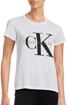 Calvin Klein Jeans Stretch Logo T-Shirt