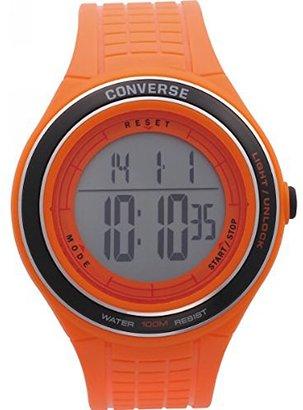Converse (コンバース) - CONVERSE(コンバース) コンバース タッチパネルデジタルウオッチ メンズ腕時計 オレンジ(CN2905-99OR)