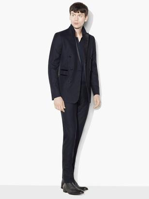 Austin Jacquard Tuxedo $2,398 thestylecure.com