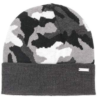 Michael Kors camouflage beanie