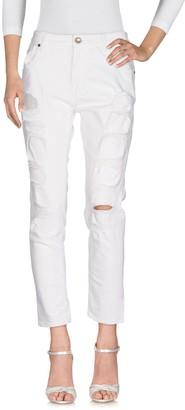 Jijil LE BLEU Denim pants - Item 42652499PR