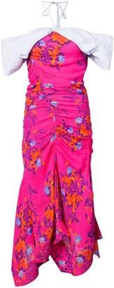 Tanya Taylor Virginia floral dress