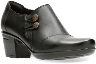Clarks Emslie Warren Women's Block Heel Shoes