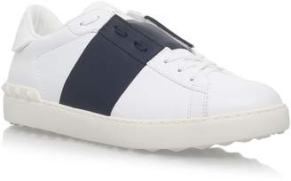 Valentino Open Stripe Sneakers