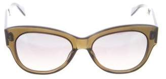 Salt Tinted Cat-Eye Sunglasses