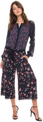 Caprice Floral Mix Jumpsuit