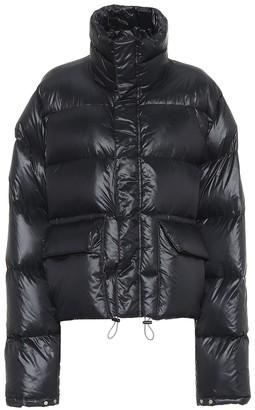 Unravel Down puffer coat