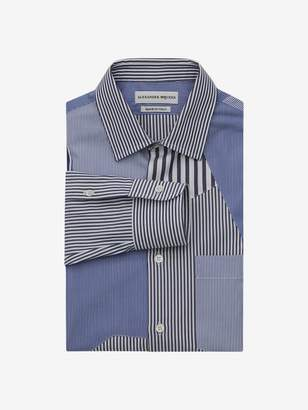 Alexander McQueen Patchwork Shirt