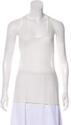 MM6 MAISON MARGIELA Sleeveless Knit Top