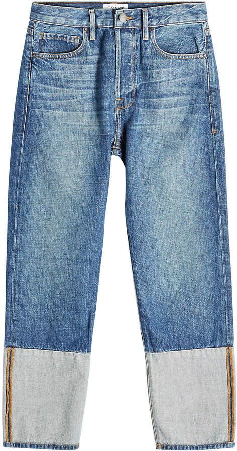 Frame Denim Le Original Reverse Jeans