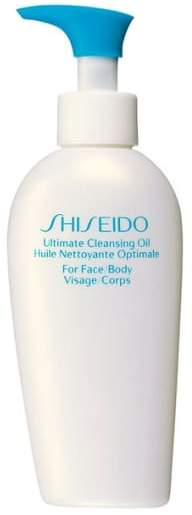 Shiseido Ultimate Cleansing Oil