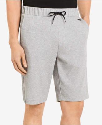 "Calvin Klein Men's Stretch Drawstring 9"" inch Shorts"