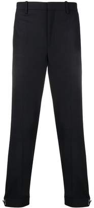 Neil Barrett buckle cuff trousers