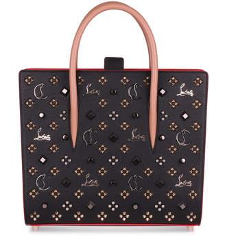 Christian Louboutin Paloma Medium logo embellished bag