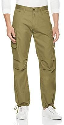 Co Quality Durables Men's Parachute Coated Lightwight Cargo Pants x32