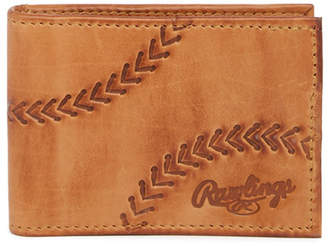 Rawlings Sports Accessories Line Drive Leather Wallet