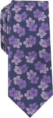 Bar III Men's Print Slim Tie, Created for Macy's