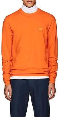 Acne Studios Men's Nalon S Emoji Wool Sweatshirt