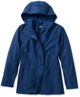 L.L. Bean L.L.Bean H2OFF Rain Jacket, PrimaLoft-Lined