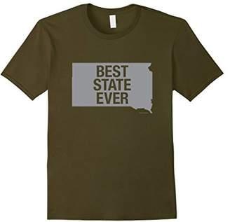 Dakota South T-shirt - Best State Ever South Shirts