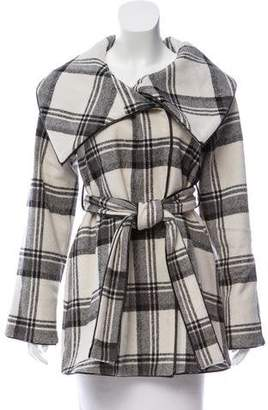 Exclusive Double-Breasted Coat w/ Tags