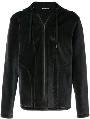 Tomas Maier snuggler fleece jacket