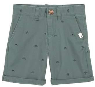 Quiksilver Fuji Stretch Cotton Shorts