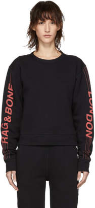 Rag & Bone Black London Sweatshirt