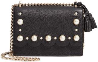 Kate Spade Hayes Street - Hazel Studded Leather Crossbody Bag