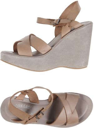 KORK-EASE Sandals $151 thestylecure.com