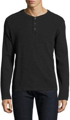 AG Jeans Anders Cotton Henley
