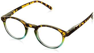 Peepers Unisex-Adult Book Club 934350 Round Reading Glasses