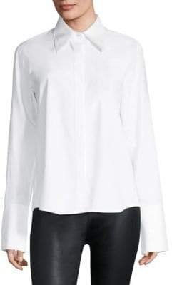 Helmut Lang Cotton Poplin Shirt