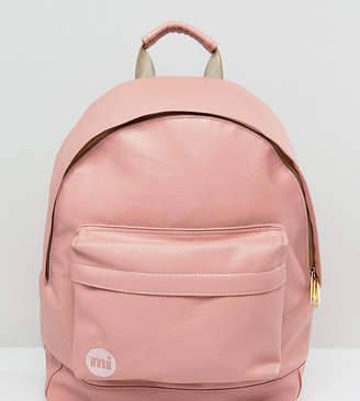 Mi-Pac Exclusive Classic Tumbled Backpack in Dusty Pink