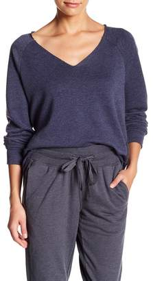 Zella Z By On Edge Pullover Sweater