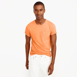 Garment-dyed T-shirt $39.50 thestylecure.com