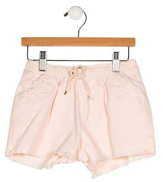Chloé Girls' Four Pocket Shorts
