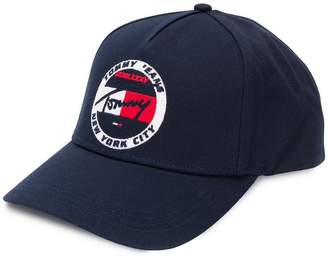 335e783d Tommy Hilfiger logo patch baseball cap