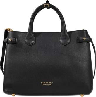 Burberry Medium Banner bag $1,240 thestylecure.com
