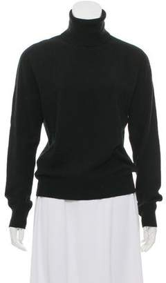 Ralph Lauren Cashmere & Wool Turtleneck Sweater