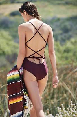 Beach Riot Josie One-Piece Swimsuit