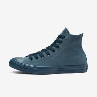 Converse Chuck Taylor All Star Suede Mono Color High Top Unisex Shoe