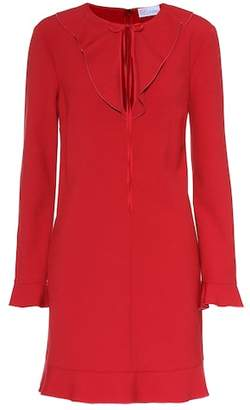 RED Valentino Long-sleeved minidress