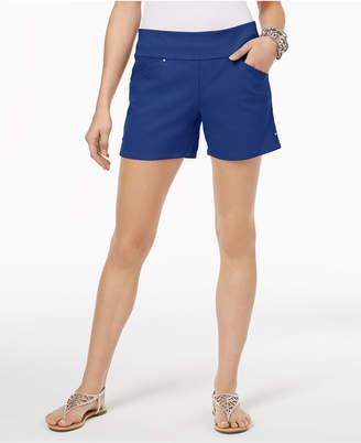 INC International Concepts I.n.c. Pull-On Shorts