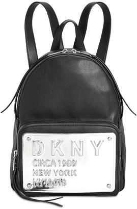 DKNY 10018 Logo Backpack