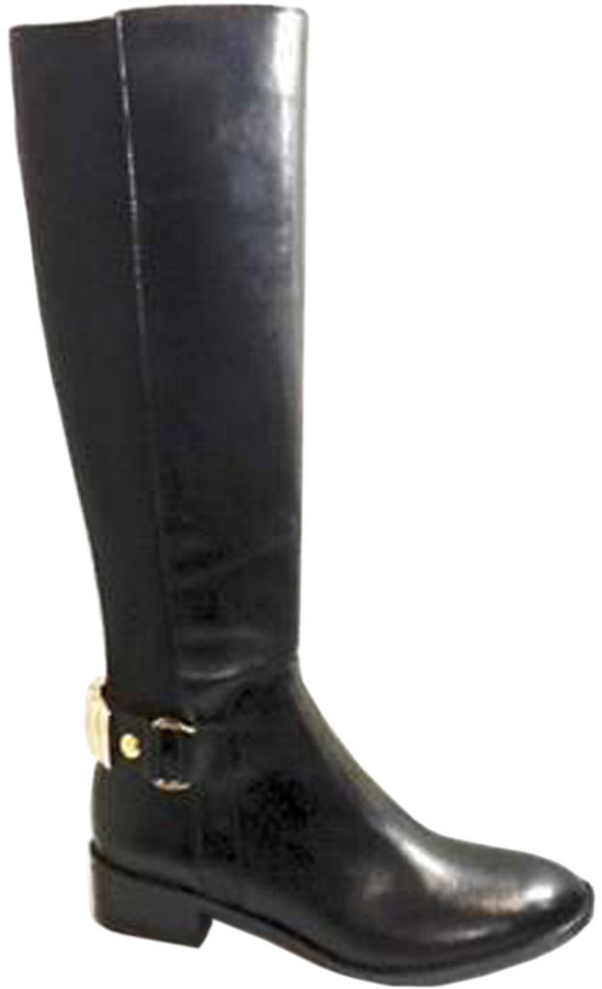 Steve Madden Reggime Tall Leather Riding Boots