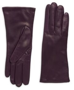 Portolano Smooth Leather Gloves