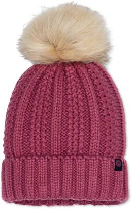 372ae0bb1 Faux Fur Pom Pom Hat - ShopStyle