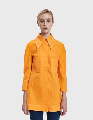Marni Long Polo Neck Shirt
