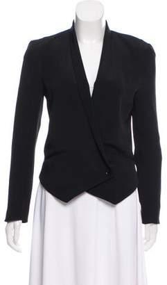 Rebecca Minkoff Shawl Collar Silk Blazer